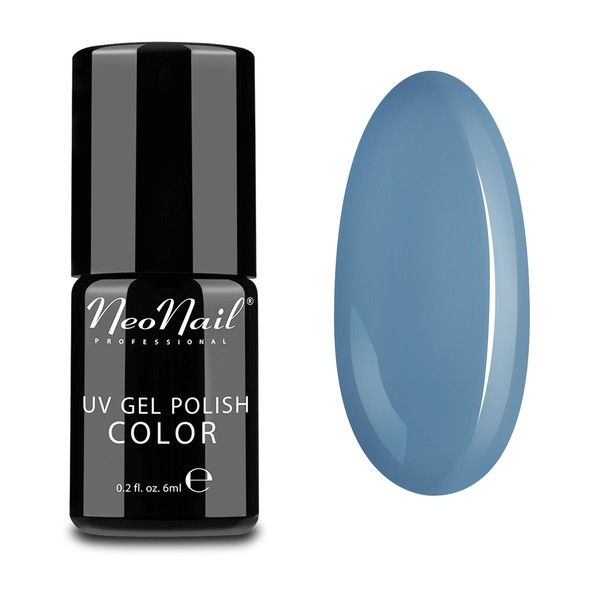 Gel Polish UV 6 ml - Cloudless Sky