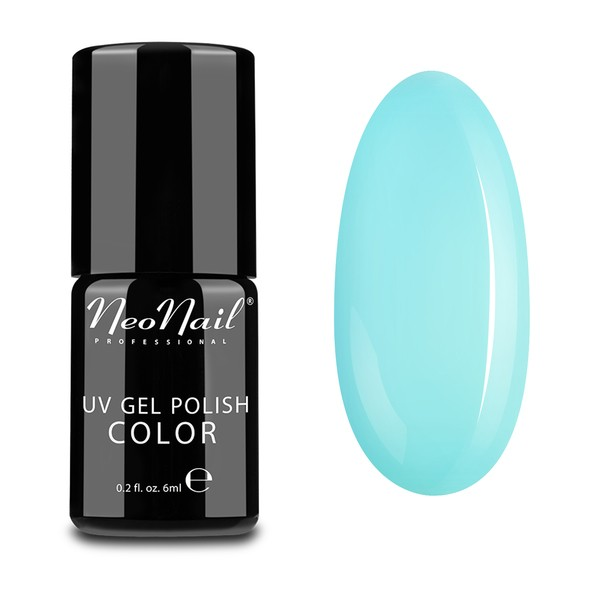 Gel Polish - 6 ml - Pastel Blue