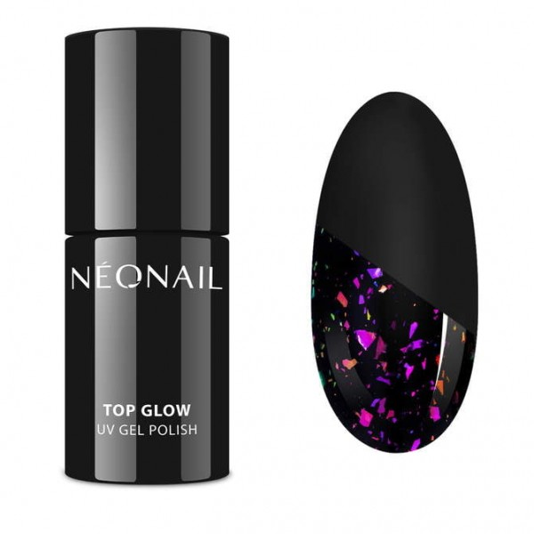 UV NAIL GEL POLISH - Top Glow Celebrate