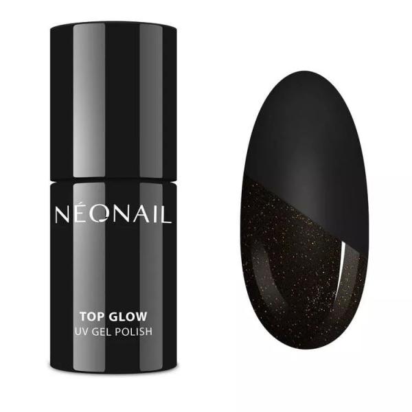 UV NAIL GEL POLISH - Top Glow Gold