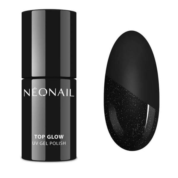 UV NAIL GEL POLISH - Top Glow Silver