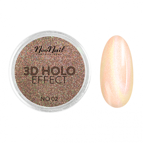 3D Holo Effect Pollen 02