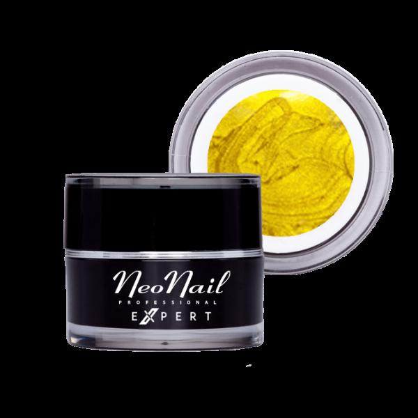 Paint UV Gel NN Expert 5 ml - Metalic Gold