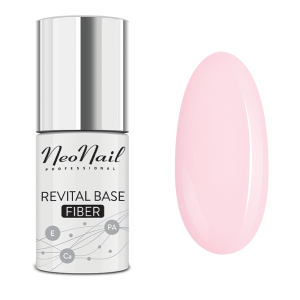 Gel Polish 7,2 ml Revital Base Fiber Rosy Blush