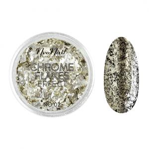 Chrome Flakes Effect No. 02 Pollen